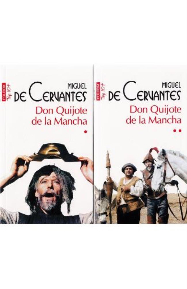 Don Quijote de la Mancha Vol.1+2