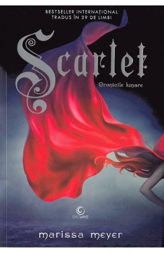Scarlet. Seria Cronicile lunare. Vol.2