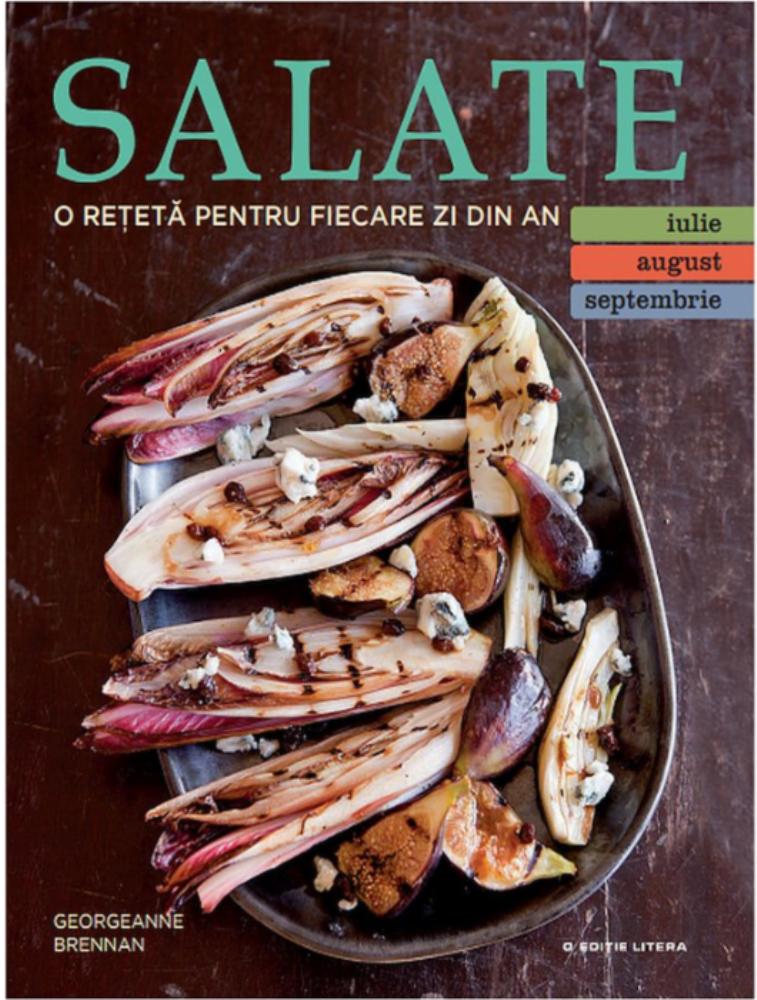 Salate. O reteta pentru fiecare zi din an. Vol.3