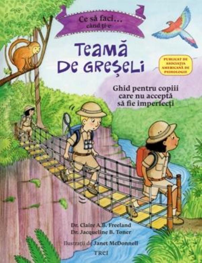 Ce sa faci...CAND TI-E TEAMA DE GRESELI