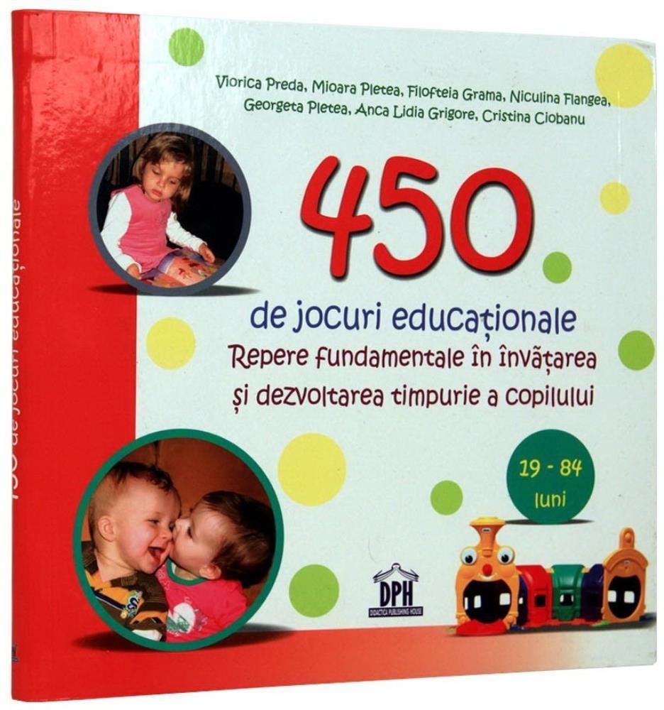 450 de jocuri educationale