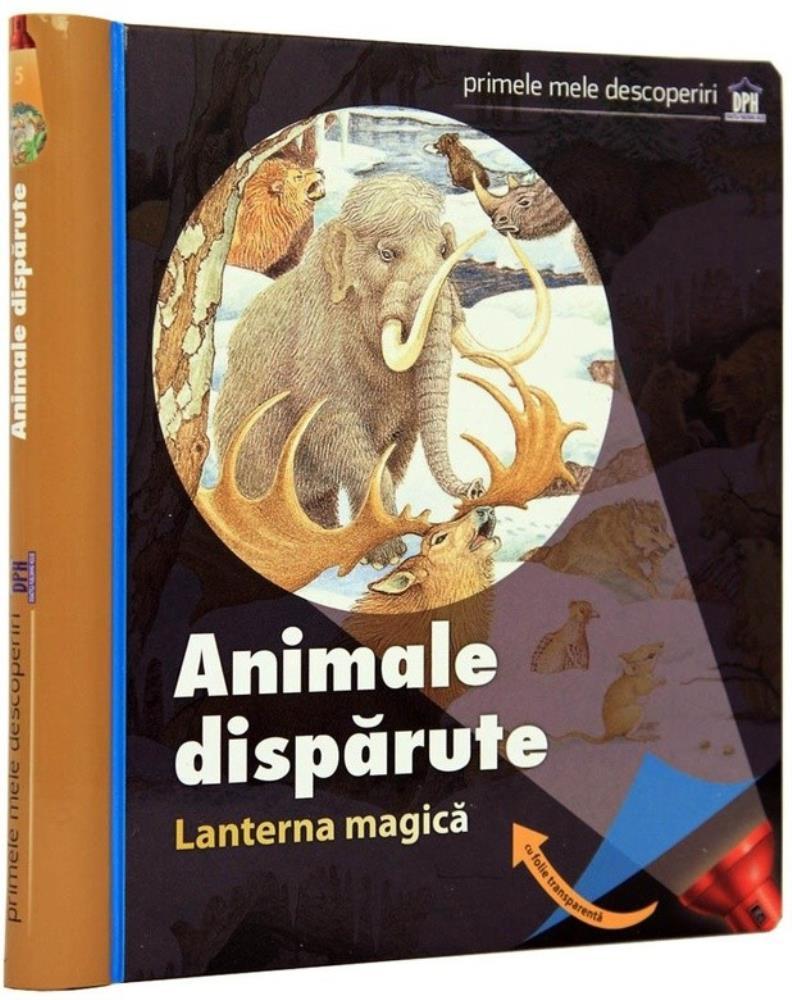 Animale disparute - Lanterna magica