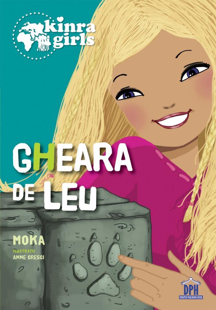 Kinra girls - Vol III - Gheara de leu