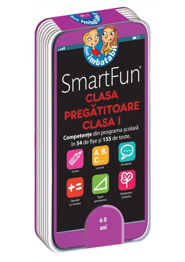 SmartFun - Clasele 0-I - 6-8 Ani