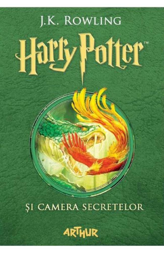 Harry Potter si camera secretelor (Vol. 2)